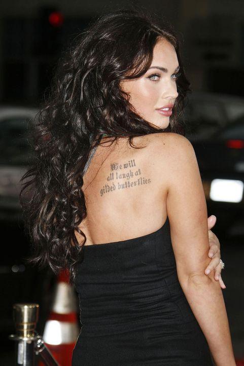Megan Fox - Bildquelle: Adriana M. Barraza / WENN
