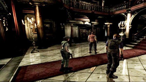 Resident Evil1