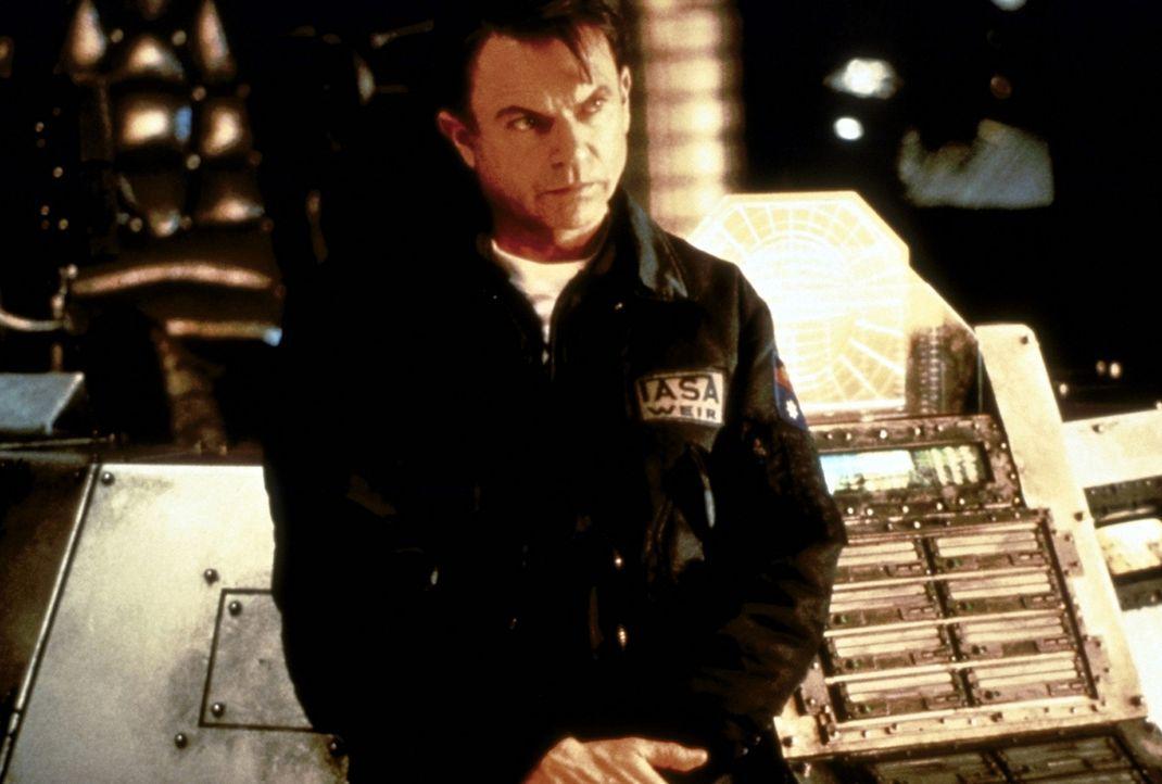 Eines Tages macht Dr. Weirs (Sam Neill) eine sensationelle Erfindung ... - Bildquelle: Paramount Pictures