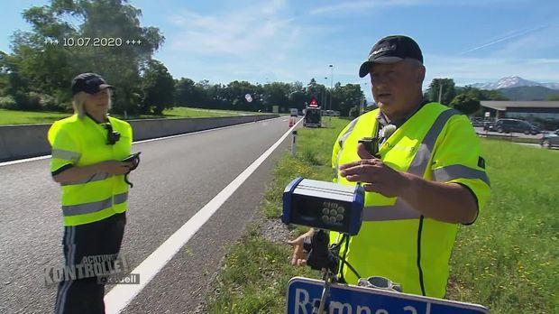 Achtung Kontrolle - Achtung Kontrolle! - Thema U.a.: Hitzige Mautkontrolle In österreich