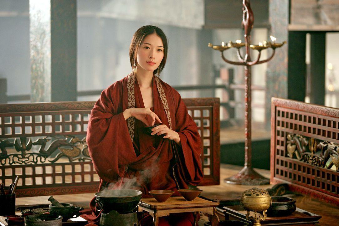 Wünscht sich nichts sehnlicher, als den Frieden: Doch Xiao Qiaos (Chiling Lin) Wunsch scheint nicht in Erfüllung zu gehen ... - Bildquelle: Constantin Film Verleih GmbH