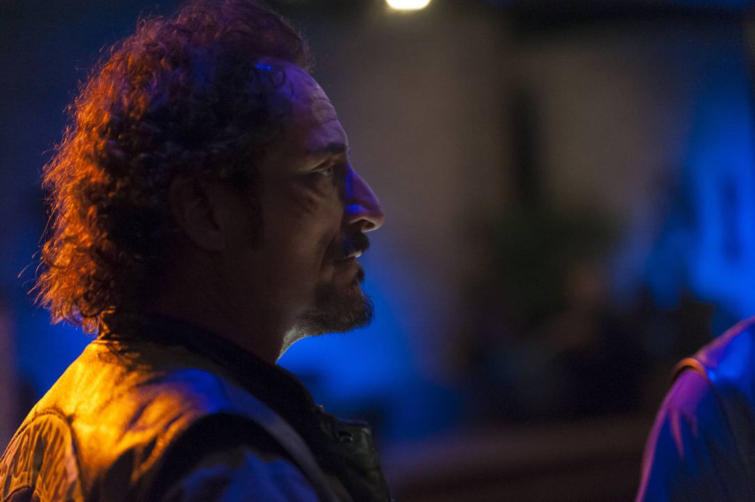 Wie lange wird Jax Tig (Kim Coates) mit Hilfe von Angst gefügig machen können? - Bildquelle: 2012 Twentieth Century Fox Film Corporation and Bluebush Productions, LLC. All rights reserved.
