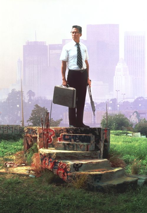 Ein Nerven zerreißender Wettlauf auf dem Weg in den Wahnsinn: D-Fens (Michael Douglas) - Bildquelle: Warner Bros. GmbH