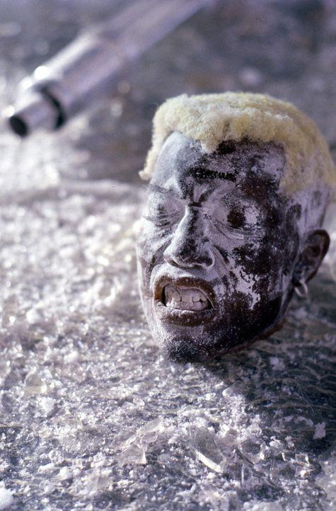 Im Jahr 1996 wurde der Kriminelle Simon Phoenix (Wesley Snipes) wegen mehrfachen Mordes verurteilt - und zur Strafe für 70 Jahre eingefroren. Doch... - Bildquelle: Warner Brothers International Television Distribution Inc.