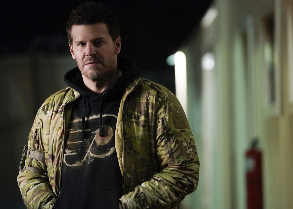 Jason Hayes (David Boreanaz) - Bildquelle: Cliff Lipson CBS © 2018 CBS Broadcasting, Inc. All Rights Reserved / Cliff Lipson