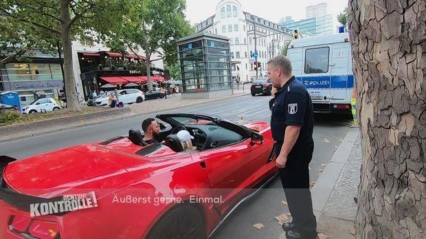 Achtung Kontrolle - Achtung Kontrolle! - Thema U.a: Schicke Autos Und Provokante Sprüche