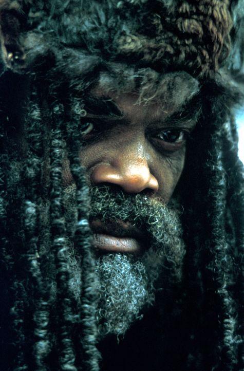 Mit Hilfe des Obdachlosen Romulus Ledbetter (Samuel L. Jackson) kann ein Mord geklärt werden ... - Bildquelle: Francise Productions