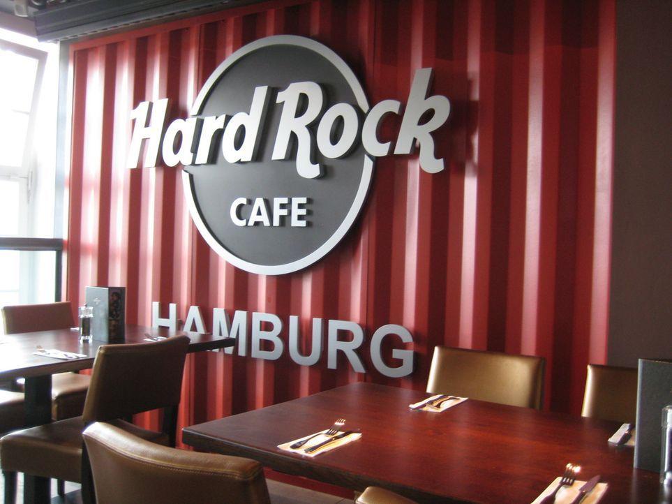 Nach Köln, München und Berlin bekommt nun auch Hamburg sein eigenes Hard Rock Café ... - Bildquelle: kabel eins