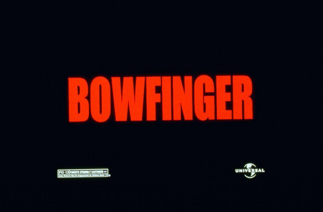 BOWFINGERS GROSSE NUMMER - Logo - Bildquelle: Universal Pictures