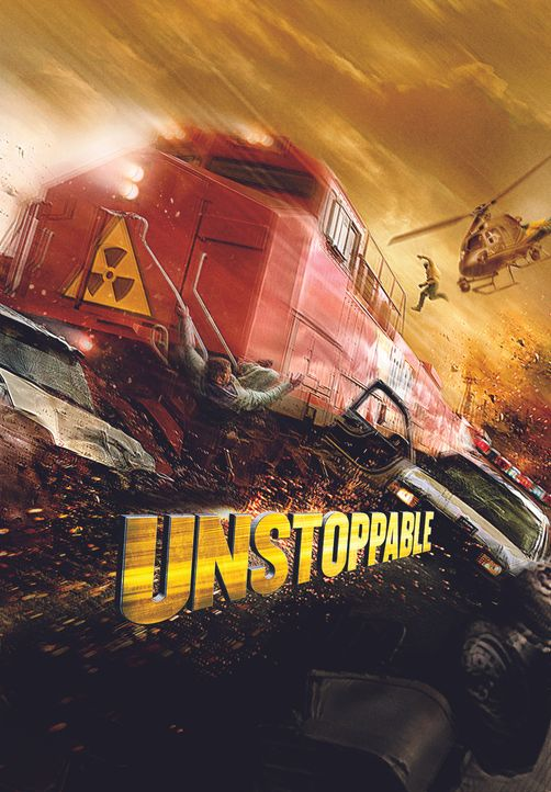 UNSTOPPABLE - AUSSER KONTROLLE - Artwork - Bildquelle: TM and © 2010 Twentieh Century Fox Film Corporation. All right reserved. Not for sale or duplication.