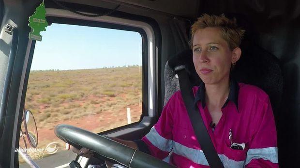 Abenteuer Leben - Abenteuer Leben - Die Wüste Bebt! Trucker-lady Martina Erobert Das Outback