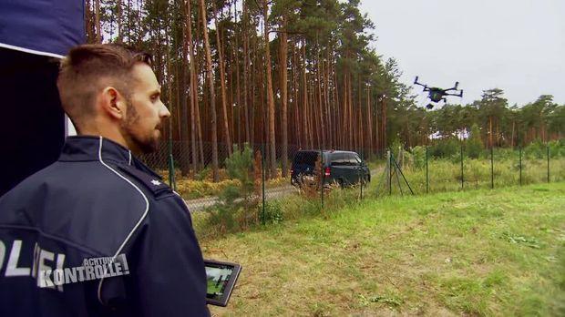 Achtung Kontrolle - Achtung Kontrolle! - Thema U. A.: Lufteinsatz Gegen Verkehrssünder - Polizei Braunschweig
