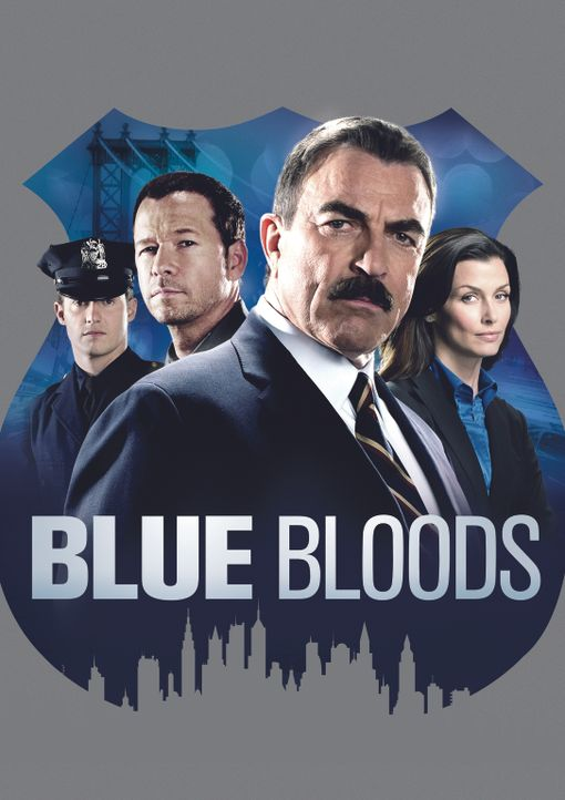 (1. Staffel) - Blue Bloods - Artwork - Bildquelle: 2010 CBS Broadcasting Inc. All Rights Reserved