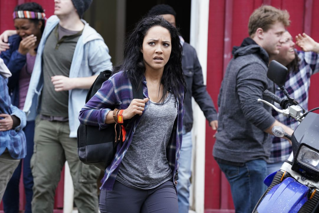 Riley Davis (Tristin Mays) - Bildquelle: Jace Downs 2019 CBS Broadcasting, Inc. All Rights Reserved / Jace Downs