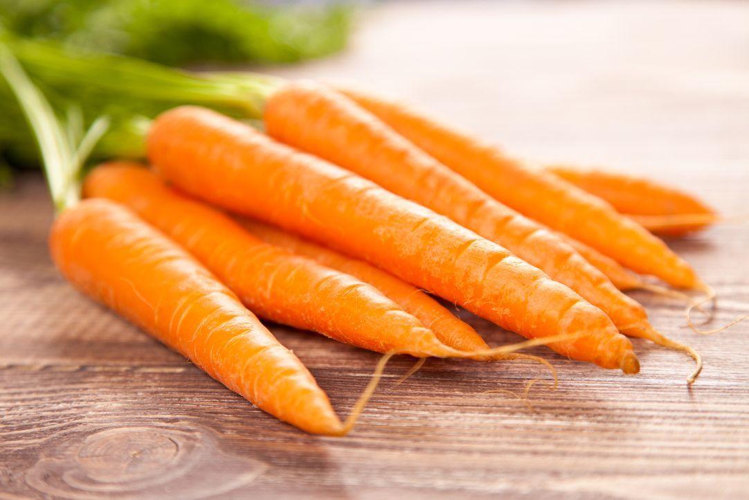 Karotten - Bildquelle: George Dolgikh - Fotolia