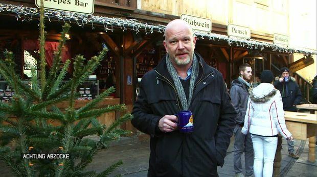 Achtung Abzocke - Achtung Abzocke - Peter Giesel Unterwegs Gegen Abzocke Im Weihnachtsgeschäft