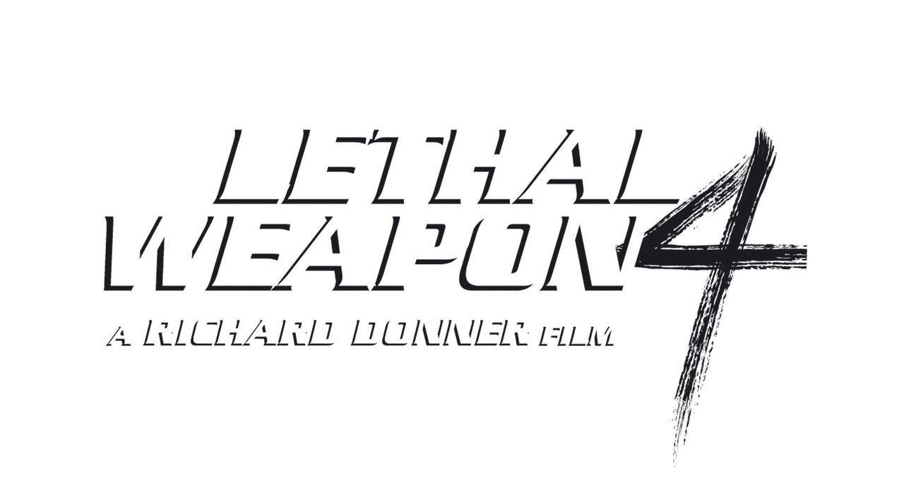 Lethal Weapon IV - Zwei Profis räumen auf - Logo - Bildquelle: Warner Bros. Pictures