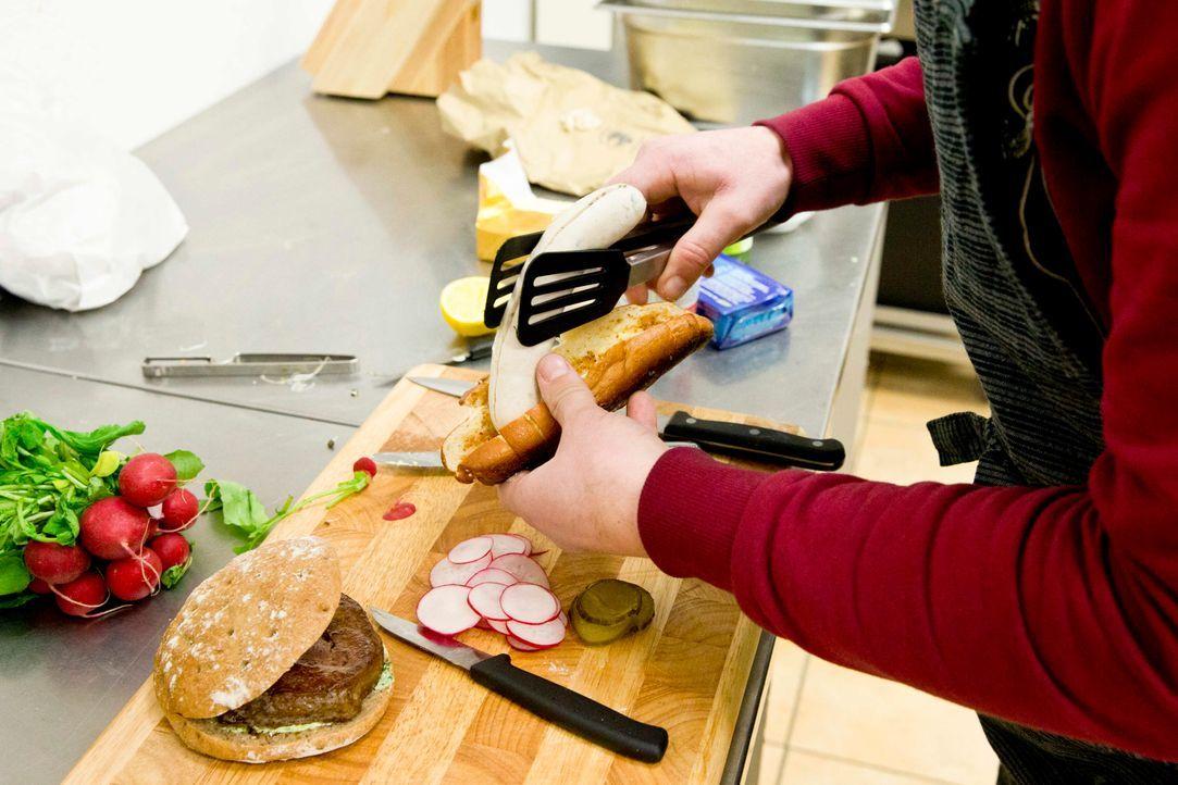Restaurant Startup Woche 3 - 9 - Bildquelle: kabel eins/Richard Hübner