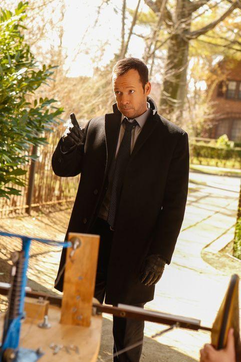 Als wären die stillstehenden Ermittlungen nicht genug, stresst Danny (Donnie Wahlberg) ein besonders heftiger Streit mit seiner Frau Linda, der soga... - Bildquelle: Craig Blankenhorn 2013 CBS Broadcasting Inc. All Rights Reserved.