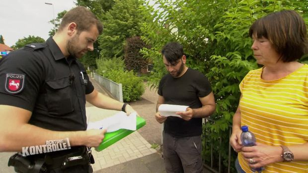 Achtung Kontrolle - Achtung Kontrolle! - Thema U.a: Es Hat Gekracht - Verkehrsunfall In Celle