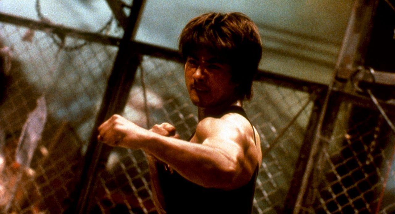 Als Detective Aguri Katsuragi (Sho Aikawa) dem Drogenbosses Kenji in die Hände fällt, beginnt ein gnadenloser Kampf ums Überleben ... - Bildquelle: Splendid