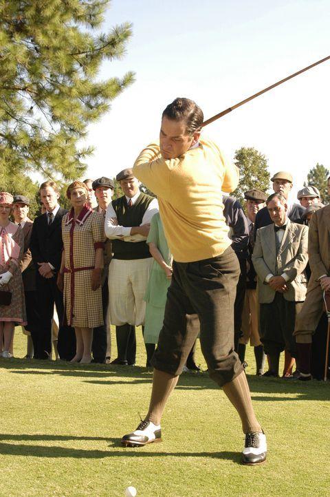 Der größte Golfer seiner Zeit, Walter Hagen (Jeremy Northam), wird von einem noch größeren Golfspieler abgelöst ... - Bildquelle: 2003 Bobby Jones Film, LLC. All Rights Reserved.