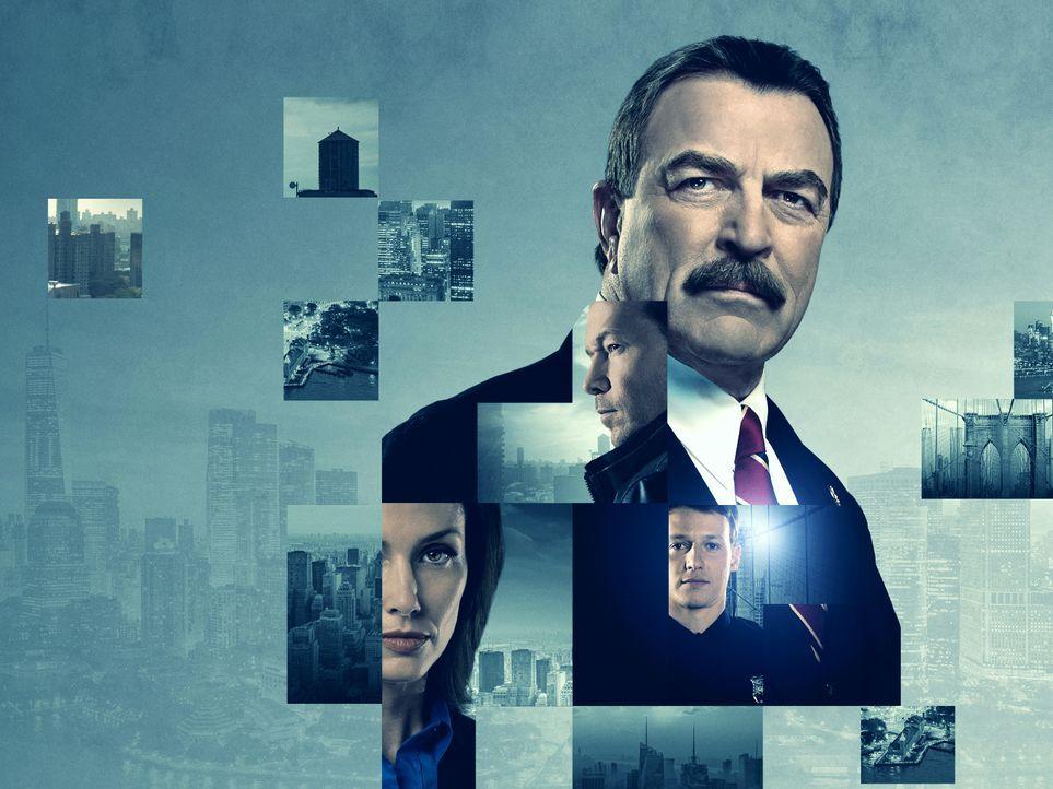 (11. Staffel) - Blue Bloods - Artwork - Bildquelle: 2020 CBS Broadcasting Inc. All Rights Reserved.