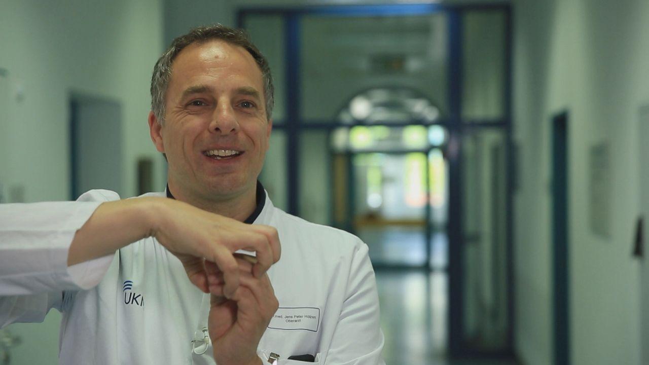 Dr. med. Jens-Peter Hölzen - Bildquelle: Kabel Eins