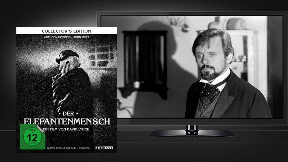 Der Elefantenmensch - Collector's Edition (Blu-ray Disc) - Bildquelle: Arthaus