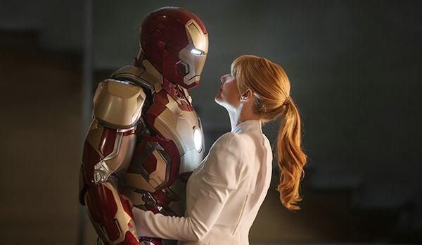 Platz 8 - Iron Man - Bildquelle: dpa