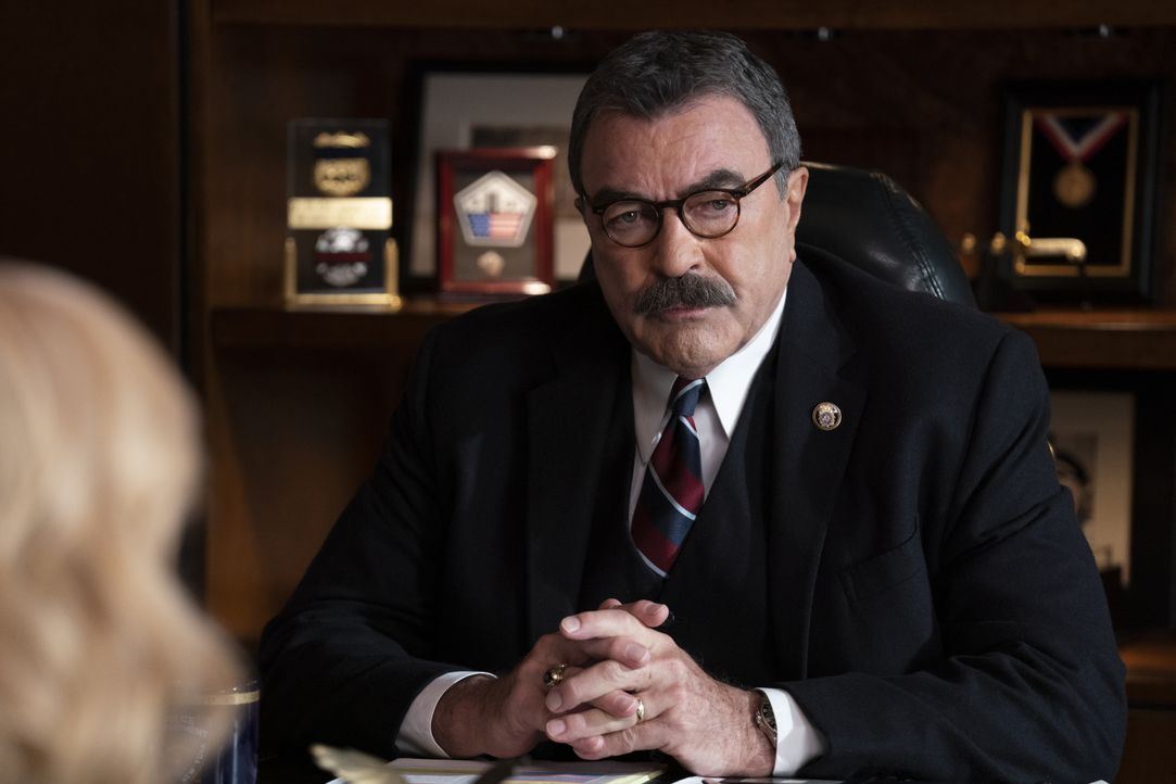 Frank Reagan (Tom Selleck) - Bildquelle: Patrick Harbron 2019 CBS Broadcasting Inc. All Rights Reserved. / Patrick Harbron
