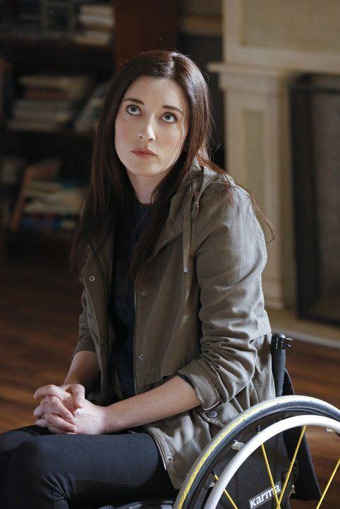 Ermittelt zusammen mit McGee in einem neuen Fall: Delilah (Margo Harshman) ... - Bildquelle: Robert Voets CBS Television