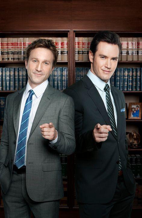Franklin und Bash  - Bildquelle: Sony Pictures Television Inc.