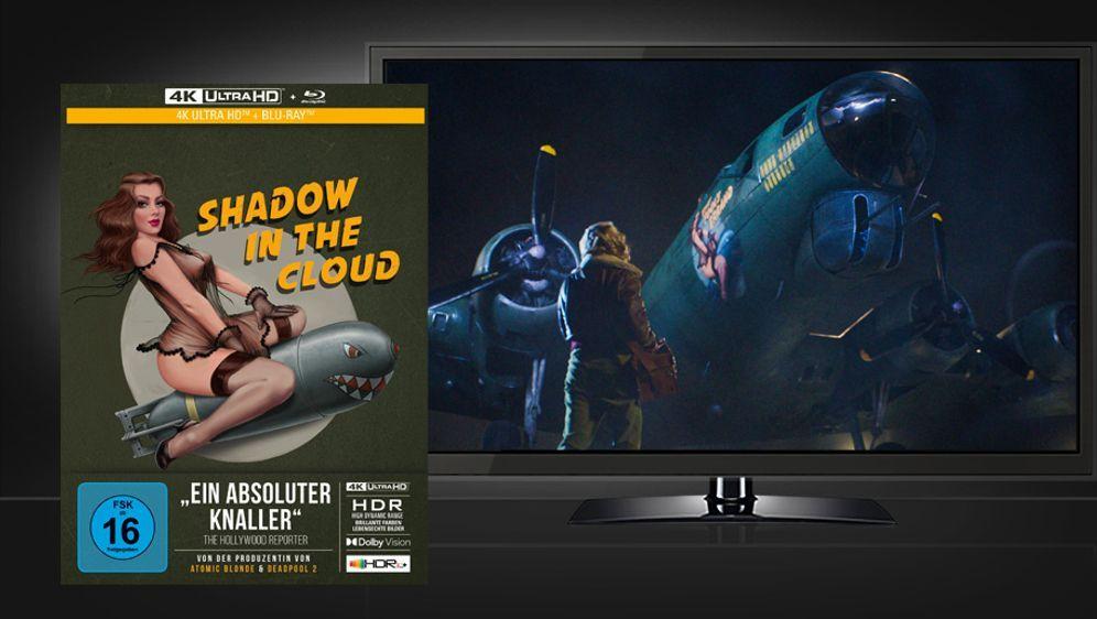 Shadow in The Cloud (Mediabook 4K UHD+Blu-ray) - Bildquelle: Capelight