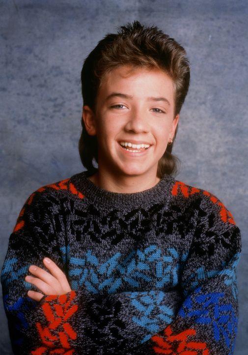 (4. Staffel) - Schon als kleiner Junge zeigt Bud (David Faustino) großes Interesse am anderen Geschlecht ... - Bildquelle: 1989, 1990 ELP Communications. All Rights Reserved.