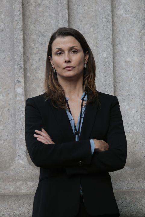 Staatsanwältin Erin (Bridget Moynahan) ist die einzige Frau unter den Reagans: Als Verbindungsglied zwischen Exekutive und Gesetzesdschungel, hat si... - Bildquelle: Giovanni Rufino 2015 CBS Broadcasting Inc. All Rights Reserved.