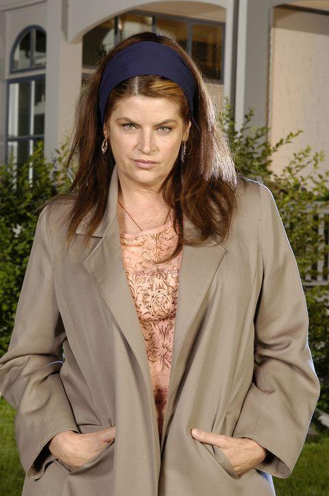 Kennt kein Pardon, solange Geld für sie abfällt: Brenda Geck (Kirstie Alley) ... - Bildquelle: 2004 Sony Pictures Television Inc. All Rights Reserved.