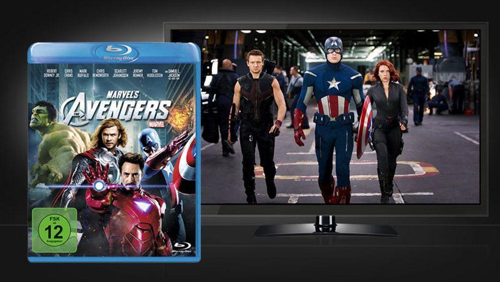 Marvel's The Avengers - Bildquelle: Walt Disney Studios