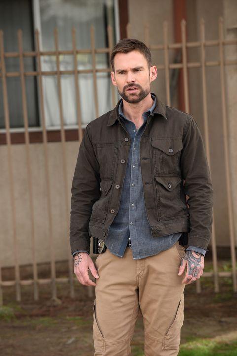 Wesley Cole (Seann William Scott) - Bildquelle: Ray Mickshaw 2019 Warner Bros. Entertainment Inc. All Rights Reserved. / Ray Mickshaw
