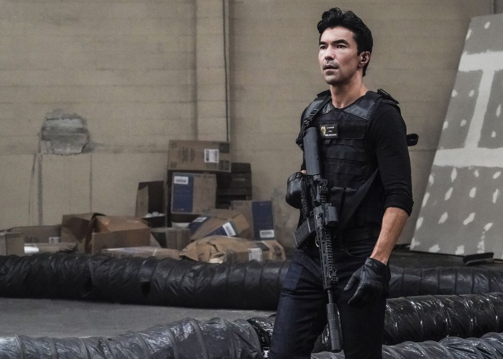 Adam Noshimuri (Ian Anthony Dale) - Bildquelle: Karen Neal 2019 CBS Broadcasting, Inc. All Rights Reserved. / Karen Neal