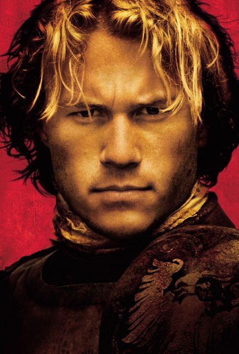 Ritter aus Leidenschaft: William (Heath Ledger) ... - Bildquelle: 2003 Sony Pictures Television International. All Rights Reserved