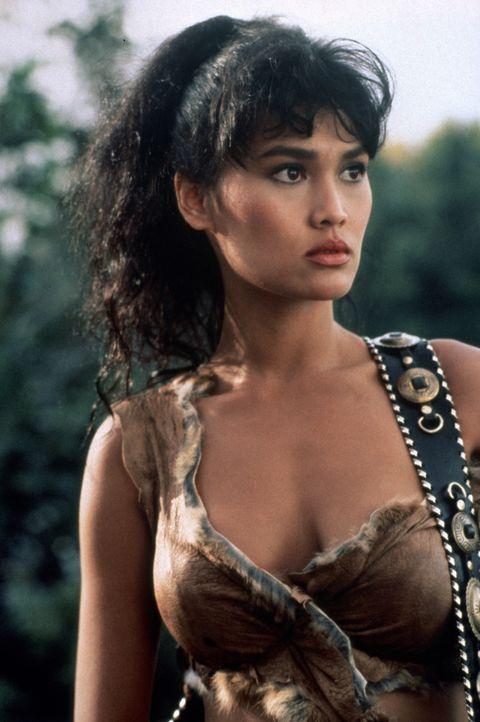Will unbedingt als Rocksängerin Karriere machen: Cassandra (Tia Carrere) ... - Bildquelle: Paramount Pictures