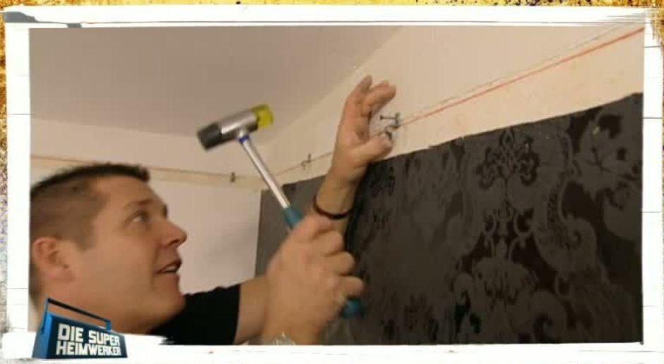 Bekannt Bau einer indirekten Deckenbeleuchtung - Profi-Tipps - Video PY64
