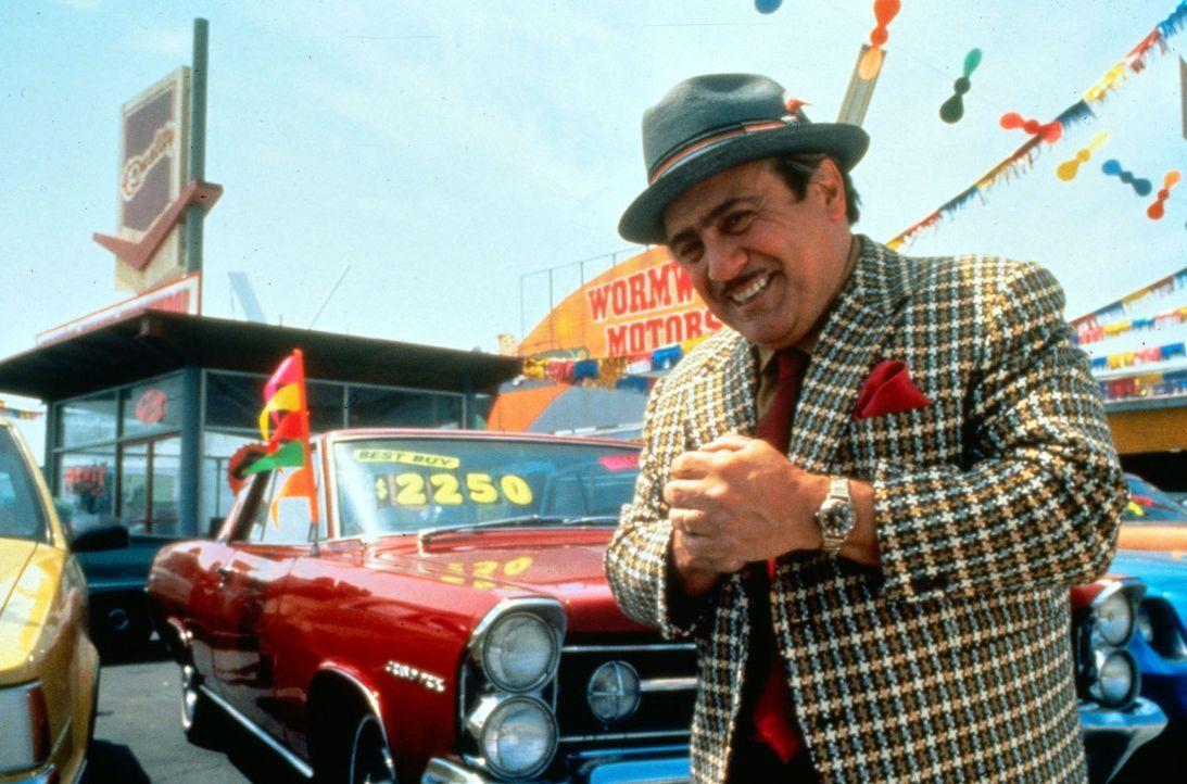 Nur ein betrogener Kunde ist ein guter Kunde: Das ist das Geschäftsmotto von Gebrauchtwagenhändler Wurmwald (Danny De Vito). Doch ihm geschieht ei... - Bildquelle: Columbia TriStar