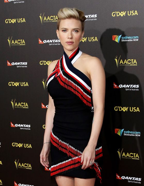Scarlett-Johansson-150131-getty-AFP - Bildquelle: getty-AFP