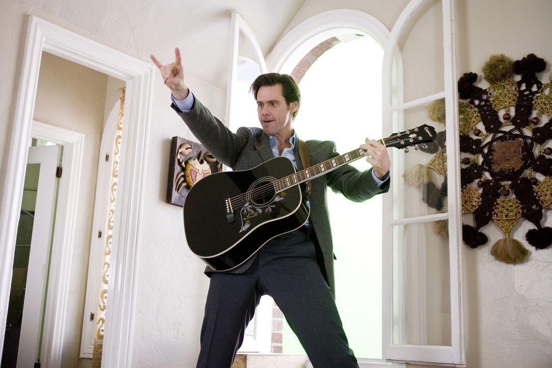Der Ja-Sager: Carl Allen (Jim Carrey) ... - Bildquelle: Warner Bros.