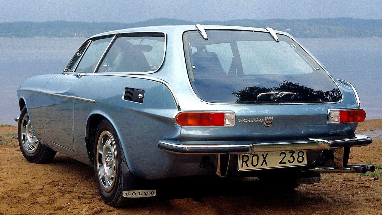 Volvo P1800 - Bildquelle: dpa