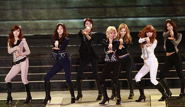 Girls Generation - Bildquelle: dpa