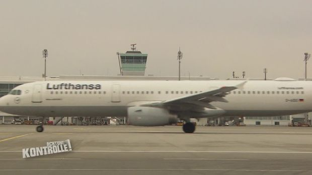 Achtung Kontrolle - Achtung Kontrolle! - Thema U.a.: Alarmstufe 1 Am Münchner Flughafen
