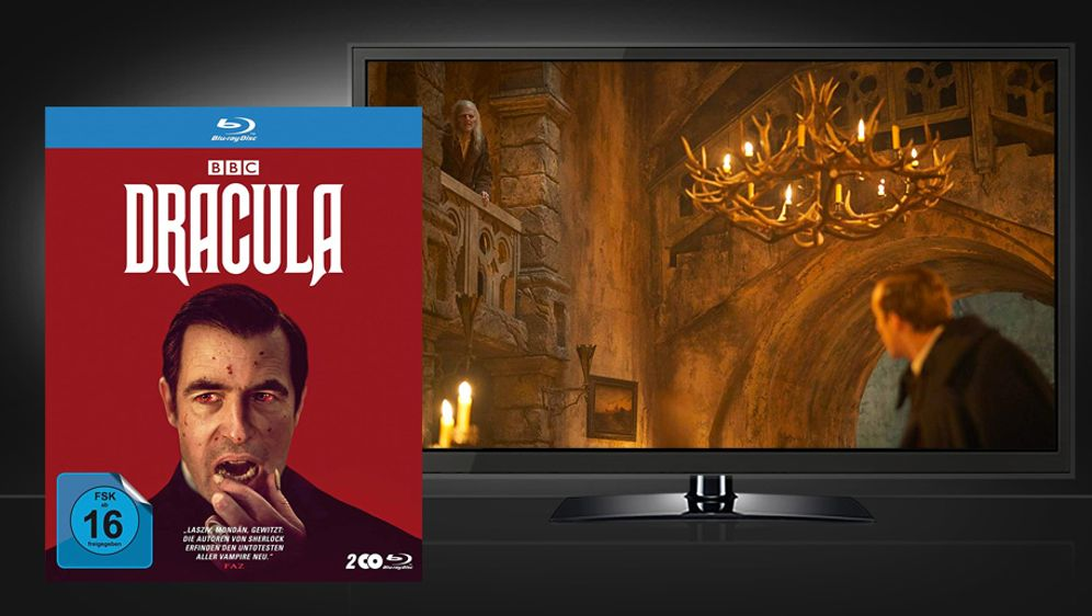 Dracula (Blu-ray Disc) - Bildquelle: Polyband